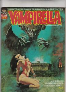 Vampirella Magazine #24 (May-73) NM- High-Grade