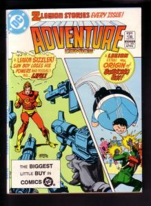 ADVENTURE COMICS #498 1983- -LEGION SUPER-HEROES SPECTRE NM/MINT
