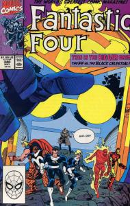 Fantastic Four (Vol. 1) #340 VF; Marvel | save on shipping - details inside