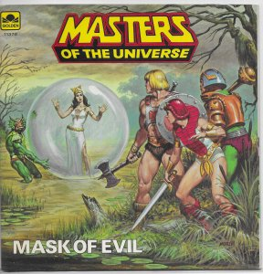 Masters of the Universe: Mask of Evil (Golden) FN