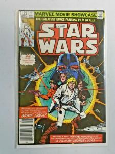 Marvel Movie Showcase Featuring Star Wars #1 7.0 (1982)
