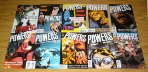 Powers vol. 2 #1-30 VF/NM complete series - brian michael bendis - oeming set