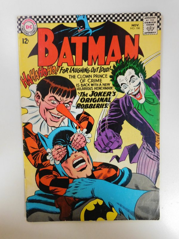 Batman #186 (1966)