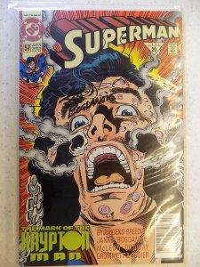SUPERMAN VOL TWO # 57