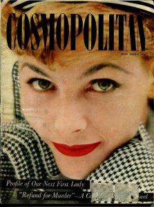 Cosmopolitan 5/1952-John D MacDonald-pulp fiction-David Goodis-VG