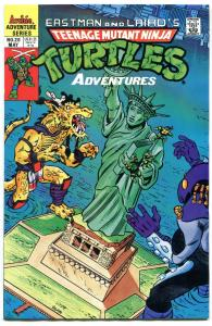 Teenage Mutant Ninja Turtles Adventures #20-1991-Archie Comics-STATUE OF LIBERTY