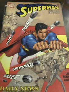 DC Superman Special Edition Mint Very Rare