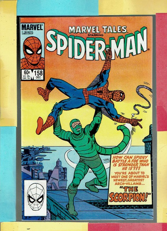 MARVEL TALES SPIDER-MAN 158