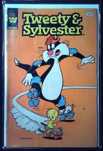 Tweety and Sylvester #115 (1982)