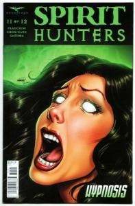 Spirit Hunters #11 Cvr D (Zenescope, 2017) VF