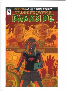 Tales From the Darkside #4 NM- 9.2 IDW Comics Joe Hill & Gabriel Rodriguez