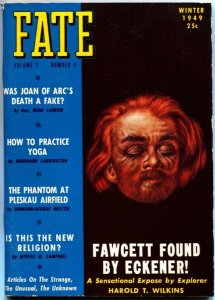 FATE-1949-Winter-PULP-Mystery-Exploitation-Strange-Unusual-Unknown-Expose-Flying