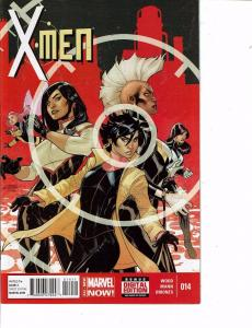Lot Of 2 Comic Books Marvel X-Men #14 and #15  ON9