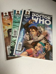 Doctor Who 3 4 5 Nm Near Mint Eighth Doctor Lot B Titan Comics