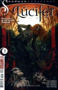 Lucifer (Vertigo, 3rd Series) #2 VF/NM; DC/Vertigo | save on shipping - details