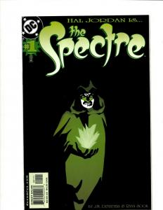 12 The Spectre DC Comics # 1 2 3 4 5 6 7 8 9 10 11 12 GK22