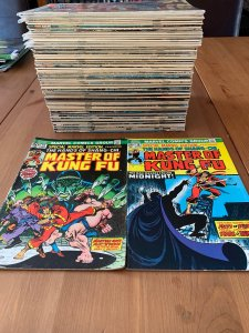 Complete Set of Shang-Shi Master Of Kung Fu