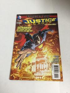 Justice League 24 Variant Nm Near Mint DC Comics New 52