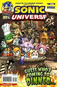 Sonic Universe #56 VF/NM; Archie | save on shipping - details inside