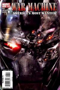 War Machine (2009 series) #6, NM (Stock photo)