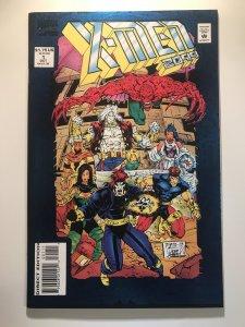 X-Men 2099 #1 NM (Foil cover; 1st Appearance of X-Men 2099; 1st appearance of Se