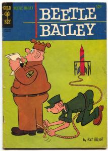 Beetle Bailey #52 1960-Mort Walker- Rocket cover- G/VG