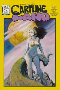 Cartune Land #1 VF/NM; Magic Carpet | save on shipping - details inside
