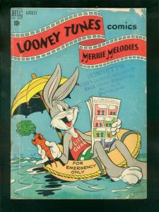 LOONEY TUNES AND MERRIE MELODIES #94 1949-BUGS BUNNY FR/G