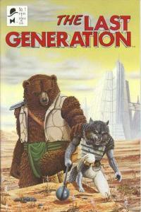 Last Generation (1986 series) #1, NM (Stock photo)