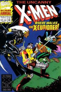 X-Men (1963 series) Annual #17, NM + (Stock photo)