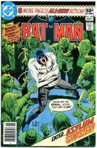 BATMAN #327, VF/NM, Robin, Arkham, Wein, Gotham, DC, 1940 1980, more BM in store