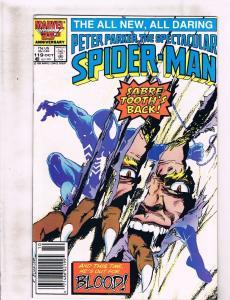 Lot of 7 Peter Parker Spider-Man Marvel Comics #119 120 121 122 123 124 125 AK8