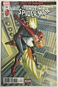 AMAZING SPIDER-MAN#791 NM  2018 FALL OF PARKER MARVEL COMICS