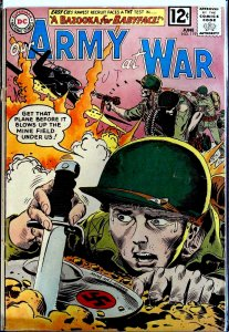 Our Army at War #119 (1962)