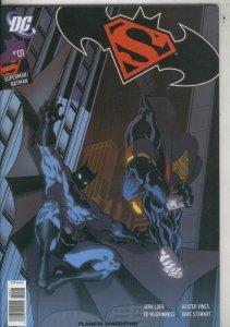 Superman/Batman numero 01: Los mejores del mundo