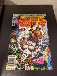 Master of Kung Fu #122 (1983)