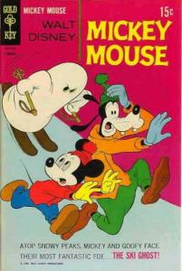 Mickey Mouse (Walt Disney's…) #120 FN; Dell | save on shipping - details inside