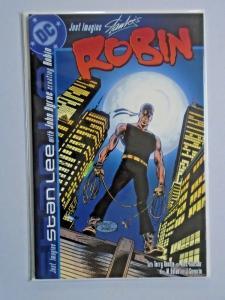 Just Imagine Robin #1, 8.5/VF+ (2002)