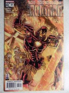 INVINCIBLE IRON MAN V3 # 51
