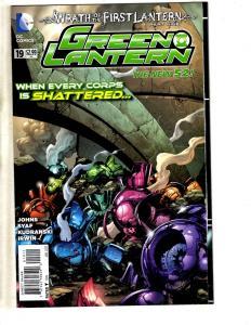 Lot Of 6 Green Lantern DC Comics # 19 10 Rebirth 6 + # 5 10 + # 10 Corps MK7