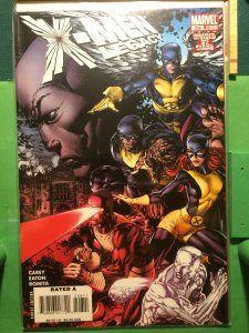 X-Men Legacy #208 Divided We Stand