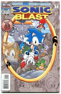 Sonic Blast Special #1 1997- Archie Comics- Sega VF-