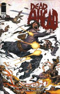 Dead Ahead #3 VF; Image | save on shipping - details inside