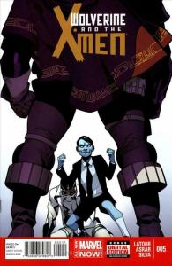 Wolverine & the X-Men (2nd Series) #5 VF/NM; Marvel | save on shipping - details
