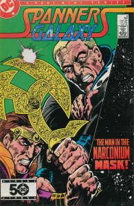 Spanner's Galaxy #6 VG; DC   low grade comic - save on shipping - details inside