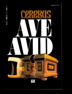 Lot Of 12 Cerebus Comics # 101 102 103 104 105 106 107 108 109 116 117 Jam 1 JF2