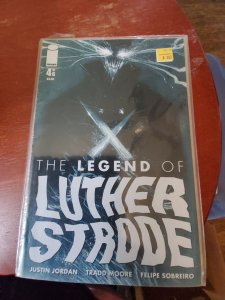 The Legend of Luther Strode #4 (2013)