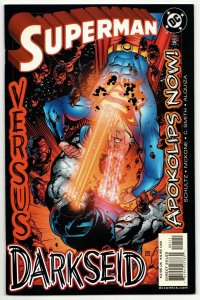 Superman vs Darkseid Apokolips Now #1 (DC, 2003) NM