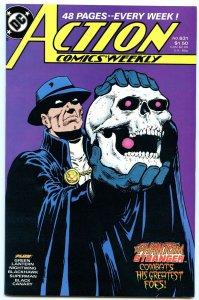 Action Comics Weekly 631 Dec 1988 NM- (9.2)