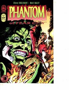 Lot Of 2 Comic Claypool Phantom of Fear City #2 and Aircel Elflord #17 ON13